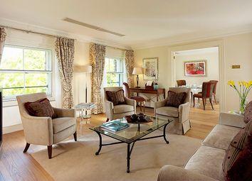 Thumbnail 2 bed flat to rent in Hyde Park Gate, Kensington, London