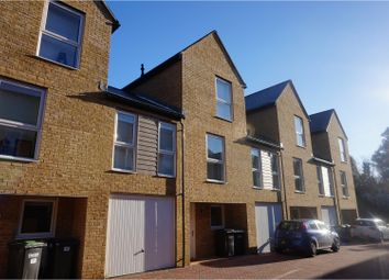 Thumbnail 3 bed town house for sale in Brunel Way, Havant