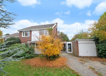 Thumbnail 4 bed detached house to rent in Wash Common, Newbury