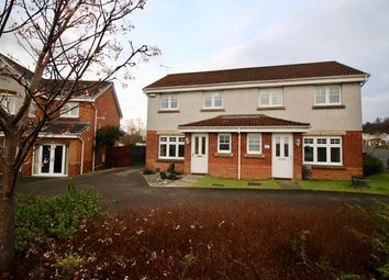 Thumbnail 3 bed semi-detached house for sale in 3 Kidlaw Crescent, Tullibody