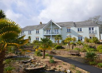 Thumbnail 2 bed flat for sale in 2 St. Anthony House, Roseland Parc, Truro, Cornwall
