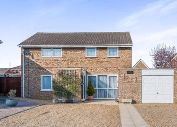 Thumbnail 4 bed detached house for sale in Pheasant Way, Yaxley, Peterborough