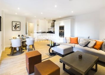 Thumbnail 2 bed flat for sale in Palm House, 70 Sandcroft Street, Kennington, London