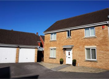 Thumbnail 4 bed detached house for sale in Stroud Way, Weston-Super-Mare