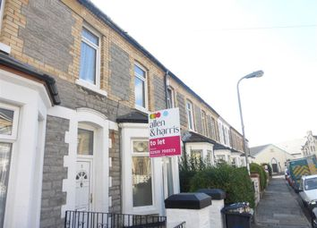 Thumbnail 3 bed terraced house to rent in Oban Street, Barry