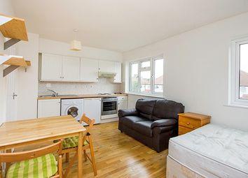 Thumbnail Studio to rent in Fleetwood Road, Willesden Green, London