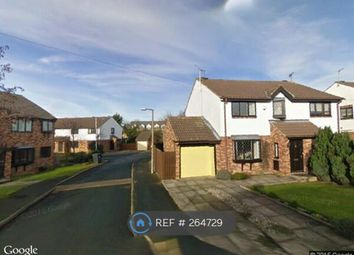 Thumbnail 2 bed flat to rent in The Moorlands, Wetherby