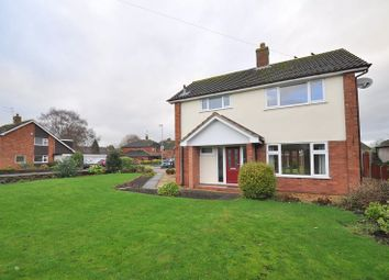 Thumbnail 3 bedroom detached house to rent in Gateway Avenue, Baldwins Gate, Newcastle Under Lyme