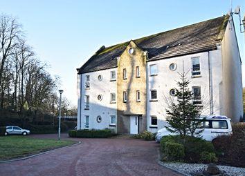 Thumbnail 2 bed flat for sale in Gilbert Sheddon Court, Stewarton, Kilmarnock