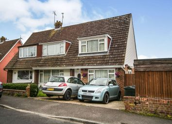 The Rise, Ashford TN23. 4 bed semi-detached house