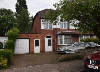 Thumbnail 3 bedroom semi-detached house to rent in Langleys Road, Selly Oak, Birmingham