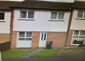 Thumbnail 3 bed town house to rent in Humphries Close, Leicester