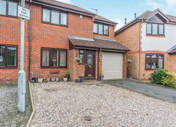 Thumbnail 4 bed semi-detached house for sale in Poplarwoods, Bartley Green, Birmingham, West Midlands