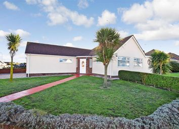 Thumbnail 3 bed detached bungalow for sale in Magnolia Avenue, Palm Bay, Margate, Kent