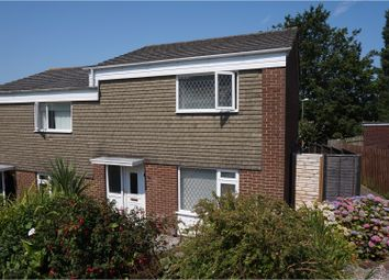 Thumbnail 2 bed end terrace house for sale in Wallace Avenue, Torquay