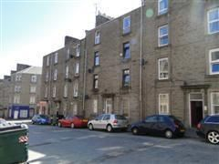 Thumbnail 2 bed flat to rent in Peddie Street, Dundee