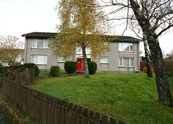 Thumbnail 1 bed flat for sale in Wilton Road, Carluke