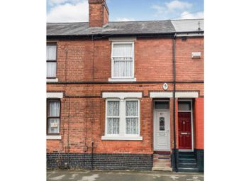 2 bed terraced house for sale in Spalding Road, Nottingham NG3