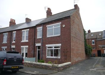 Thumbnail 3 bed end terrace house for sale in Beanley Crescent, Tynemouth, North Shields
