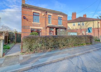 Thumbnail 3 bed detached house for sale in Crewe Green Avenue, Haslington, Crewe