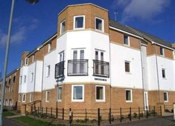 Thumbnail 2 bedroom flat to rent in St Edmunds Walk, Hampton Hargate, Peterborough