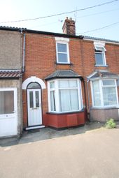 Thumbnail 3 bed terraced house to rent in Levington Road, Felixstowe