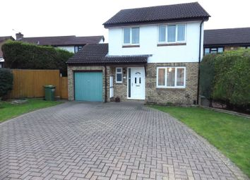 Thumbnail 3 bed detached house for sale in Brackenbury Drive, Stoke Gifford, Bristol