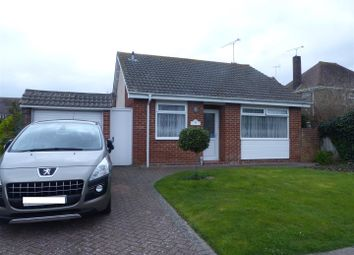 Thumbnail 2 bed detached bungalow for sale in Heathfield Avenue, East Preston, Littlehampton