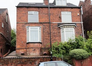 Thumbnail 3 bed semi-detached house for sale in Newman Road, Sheffield
