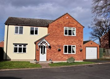 Thumbnail 4 bedroom detached house for sale in Wrekin Road, Telford