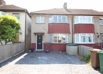 Thumbnail 2 bed end terrace house for sale in Browning Avenue, Worcester Park, Surrey