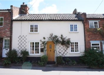 Thumbnail 2 bed cottage for sale in Low Street, Hoxne, Eye