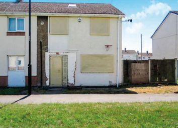 Thumbnail 3 bed end terrace house for sale in Hyperion Way, New Rossington, Doncaster