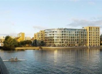 Thumbnail 2 bed flat for sale in Queens Wharf, Crisp Road, London
