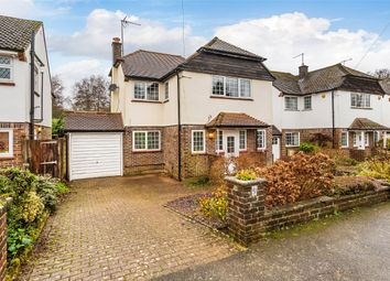 Thumbnail 4 bed detached house for sale in Willow Way, Godstone