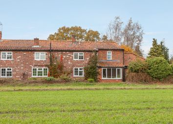 Thumbnail 4 bed cottage for sale in Corpusty Road, Wood Dalling, Norwich