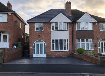 Thumbnail 3 bed property to rent in Oakham Avenue, Dudley