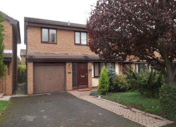 Thumbnail 4 bed detached house for sale in Waterside View, Rudheath, Northwich, Cheshire