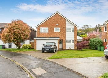 4 bed detached house for sale in Eddington Close, Loose, Maidstone ME15