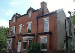 Thumbnail 8 bed semi-detached house to rent in Tatton Grove, Manchester, Greater Manchester