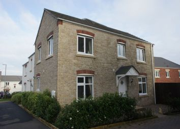 Thumbnail 3 bed detached house to rent in Hawkins Way, Helston, Cornwall