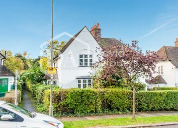 Thumbnail 2 bed cottage to rent in Hogarth Hill, Hampstead Garden Suburb, London
