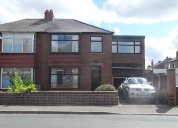 Thumbnail 4 bed semi-detached house to rent in Langdale Road, Dewsbury, West Yorkshire