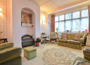 Thumbnail 3 bed semi-detached house for sale in Norman Way, London