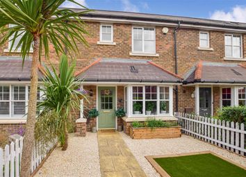 Thumbnail 3 bed terraced house for sale in Cardinal Walk, Kings Hill, West Malling, Kent