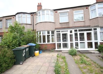 Thumbnail 3 bedroom terraced house for sale in Longfellow Road, Coventry