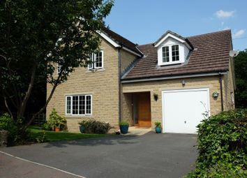 Thumbnail 3 bed detached house for sale in Camborne Drive, Huddersfield