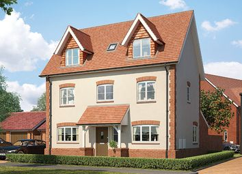 "Thumbnail 4 bed property for sale in ""The Gosfield"" at Horsham Road, Cranleigh"