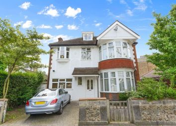 Thumbnail 5 bed detached house for sale in Ascott Avenue, Ealing
