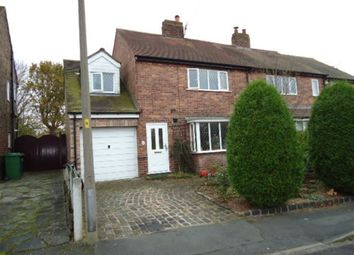 Thumbnail 3 bed property to rent in Cuerdon Drive, Thelwall, Warrington